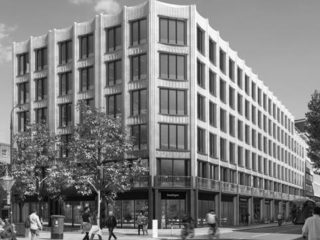 M&G, CO—RE Get Planning Approval for 88,000 Sq Ft Fitzrovia Mixed Office Scheme