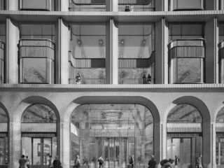 Plans submitted to transform Berkeley Square landmark