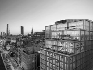 Travers Smith signs 158,000 sq ft pre-let at Stonecutter Court