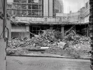 20 Ropemaker - Keltbray have now completed demolition