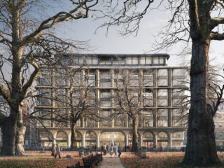 Planning approved for £200m redevelopment of landmark Berkeley Square office building